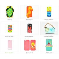 Non Toxic Advertising Promotional Gifts Cell Phone Case Liquid Silicone Material