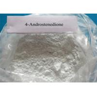 Cheap CAS 63-05-8 Legal Anabolic Steroids raw Steroid Powder 4- Androstenedione for sale