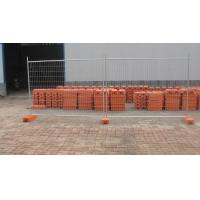 Cheap Temporary Fencing NZS standard for sale 42 microns hot dipped galvanized adapt to NZ market required for sale
