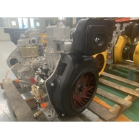 Cheap CE 47kg 0.8KW Air Cooled Single Cylinder Diesel Engine for sale