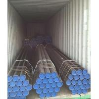 Cheap 1.0026 Non Alloy Steel Tubes , S195T ERW Steel Pipes Standard EN10225:2007 for sale
