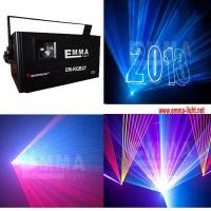 Cheap MINI 4000 mw 4w RGB LASER SHOW DMX ILDA SDCARD for sale