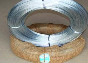 Cheap Bwg 21 22 Binding Galvanized Wires , 2 Mm Gi Wire for sale