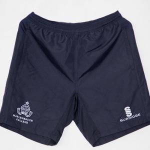 Cheap Eco - Friendly Mens Training Shorts , Elastic Waist Short Training Shorts for sale