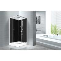 Cheap Convenient Comfort Rectangular Shower Cabins Free Standing 1000 X 800 X 2250 mm for sale
