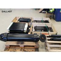 Cheap Double Acting Welded Hydraulic Ram, Long Hydraulic Piston Cylinder for sale