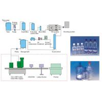 Cheap Combined Pasteurized Coconut Dairy  Milk Processing Plant And Drinking Water Line for sale