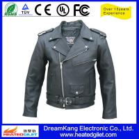 Cheap FIR heated motorcycle coat for winter for sale
