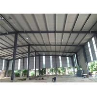 Cheap Export to Philippines customize design prefabricated structural steel frame warehouse for sale