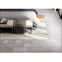 Cheap Comfortable Luxurious Carpet Lines LVT Click Flooring Easy Installation for sale