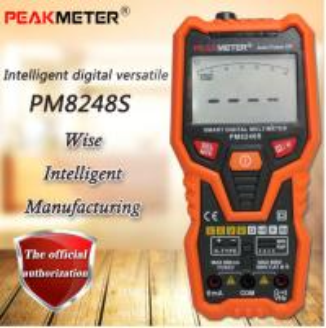Cheap NCV Detection Auto Range Digital Multimeter Multifunctional Stable Performance for sale