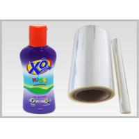 Clear Color Biodegradable Pla Plastic Film For Assorted Collective Packages