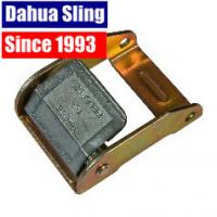 Buy cheap 2 Inch Zinc Cam Buckle Ratchet Strap Parts , Breaking Strength 2500 Lbs from wholesalers