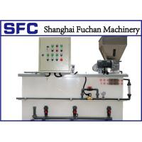 Cheap Wastewater Treatment Flocculant Preparation System / Sludge Polymer Dosing System for sale