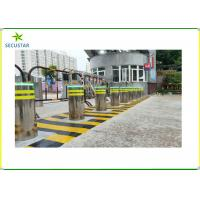 Cheap Auto Telescopic And Remote Control Automatic Rising Bollard System In Bank Parking for sale