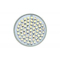 Cheap Round FR4 DIP PCB Board Assembly , LED Bulb Circuit Board PCBA Panel With High CRI for sale