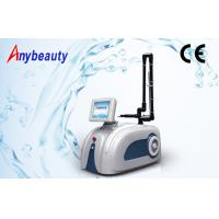 China Portable 10600nm Fractional Co2 Laser Skin Resurfacing Machine For Acne Scar Removal, stretch mark removal on sale