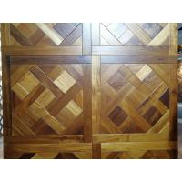 Cheap White Oak Versailles Pattern Parquet Wood Floorings, different stains available for sale
