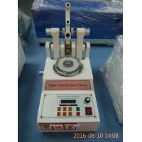 Buy cheap Electronic Universal Taber Wear Abrasion Testing Machine With LCD Display from wholesalers