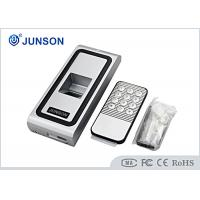 Cheap Indoor Biometric Fingerprint Access Control with Metal Housing Wg26 for sale