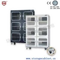 Cheap Slip Layer Board , Low Humidity Electronics Industry Dry Box Led Display For Semiconductors, IC packages for sale