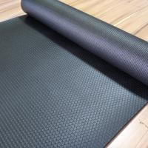 Cheap Heavy Duty Black Rubber Sheet Roll Manduka Prolite Yoga Mat 5mm Thickness for sale