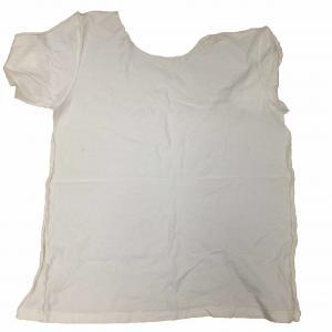 Cheap No Zipper Marine Cleaning 10kg Per Bale Cotton T Shirt Rags for sale