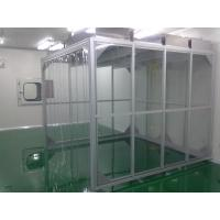 Cheap Air Purifying Clean Room Booth Low Cost Consumption 4000×5000×2200mm External for sale