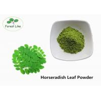 China Natural Supplement Powder Horseradish Leaf Powder For Food And Beverage on sale