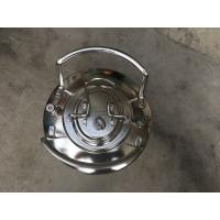 Cheap SUS304 Stainless Steel Ball Lock Keg Smooth Surface With Logo Printed for sale