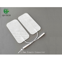 Cheap Large Rectangular 5x10cm tens machine electrode pads for TENS Therapy for sale