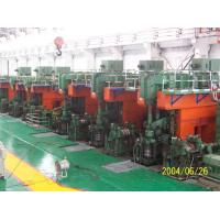 Buy cheap Raw Material Roughing Stand Rolling Mill / Steel Rolling Mill Stand High Accuracy from wholesalers