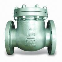 Cheap Forged Steel Swing Check Valves for sale