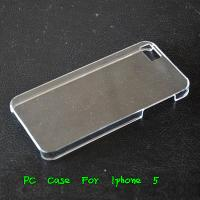 Cheap Apple Iphone 5 5G 5th Crystal Clear Hard Case Back Protected Cover -Paypal Accepted for sale