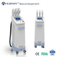 China RF IPL Hair Removal , Freckle Removal Machine For Women with OPT , Vacuum Technology on sale
