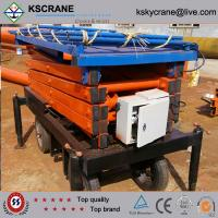 Cheap Mobile Working Platform for sale