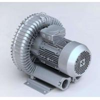 Cheap 50 / 60Hz 4.3kw Silver Turbine Air Blower , Industrial Air Blower For Package Machine for sale