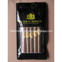 Cheap Chinese cigar logo brand / Cigar Bag Humidor With Humidified System for sale