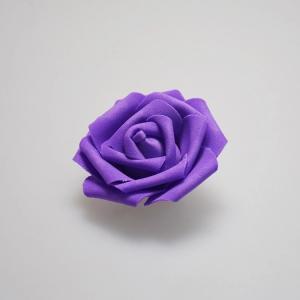 Cheap Cheap price artificial rose 8cm foamrose pe rose for sale