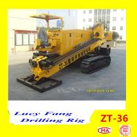 Cheap China Hot Multi-functional ZT-36 Water Pipe Laying Horizontal Directional Drilling Machine for sale