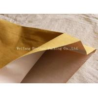 Buy cheap PP Woven Kraft Paper Plastic Composite Bag For Graphite Powder Packing from wholesalers