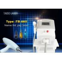 China Effective Nd Yag Laser Machine For  Tattoo Removal , Borth Mark Makeup Removal on sale
