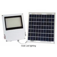 Cheap Waterproof Solar Powered LED Flood Light / Eco Decorative Solar Garden Lights for sale