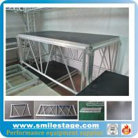 Buy cheap Height Adjustable Plywood Platform Stage from wholesalers