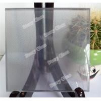 Cheap Textile Laminated Glass of EVA Film for sale