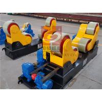 Automatic Centering Vessel Turning Rolls 40T For Pressure Vessel Welding