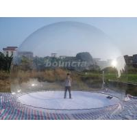 Buy cheap Clear Inflatable Show Ball / Inflatable Snow Globe For Advertising from wholesalers