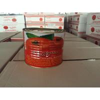 Cheap canned food list brix 28-30% canned tomato paste/sauce  2200g manufacture from Xinjiang China for sale