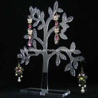 Cheap Acrylic Earrings Stands (MW-A-301) for sale