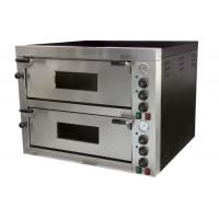 Cheap Large Capacity Gas Conveyor Pizza Oven Energy Saving For Hotel / Bakery Shop for sale